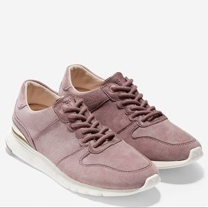 COLE HAAN Grand Crosscourt Wedge Sneaker